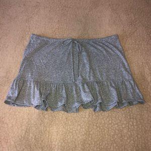 J.Crew Ruffle Drawstring Skirt!
